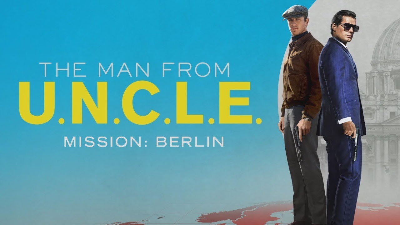 The Man From Uncle: Mission Berlin